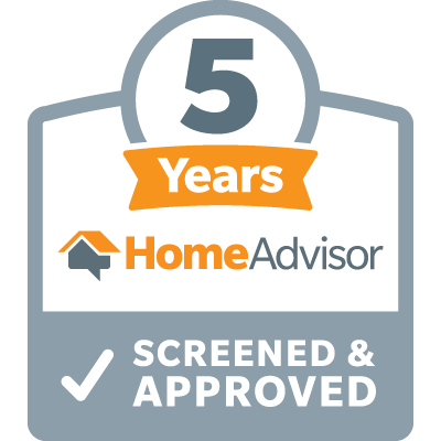 Home Advisor 5 years badge
