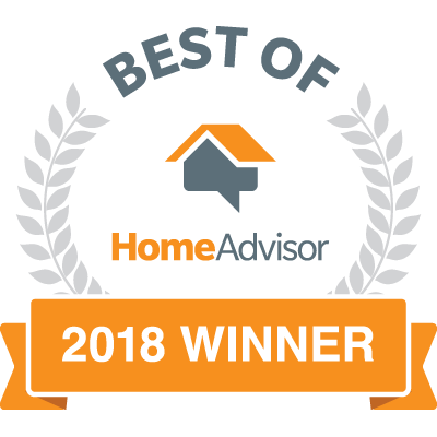 Home Advisor best of 2018 winner badge